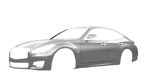 Цвета кузова Q70 Hybrid